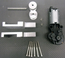 E-Speedy , Motor für Speedsystem