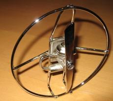 Paramotor Nachbildung , Modell Motor