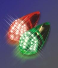 Positionslichter für Randbögen (Flügelendleuchten) EPL