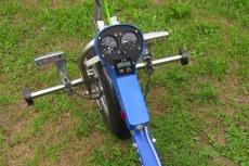 Trike / Flyke Cockpit aus GFK , sehr leicht und sehr stabil