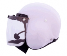 Integral helmet with built in UL-200 VOX+ANR Headset, MM001C