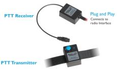 Wireless PTT