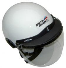 Helmet, Visor with Lock, MM020B