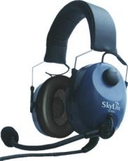 Headset Avionik SL-800 mit Luftfahrt Standart - Klinkenstecker