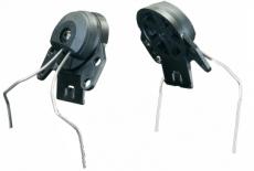 Kopfhörer / Headset / Gehörschutz Halterung, abklappbar