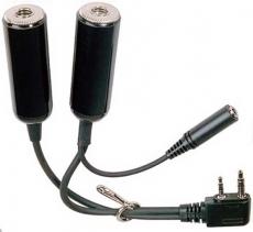 Icom Adapterkabel für Headset Anschluss