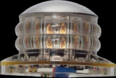 ACL-UAV-12V - elektronisches Antikollisionslicht mit FLARM-Interface und Fernsteuerungsanschluß für unbemannte Fluggeräte