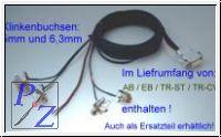 Kabelsatz für Head-Sets und 12V Anschluß