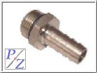 Tankanschluss Metall