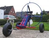 ParaZoom Trio-Star 4Takt Motorschirm-Trike Triostar