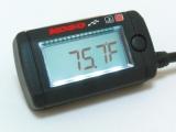 Temperaturmesser (weiße Beleuchtung)