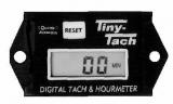 Drehzahl und Betriebszeit Tiny-Tach