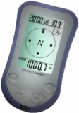dig. Höhenmesser mit Kompass , Uhr und QNH