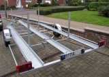 Microlight airplane trailer ( for light plane or Gyrocopter )