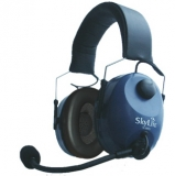Headset SkyLite SL-800 Pilot Aviation Headset mit Tasche