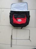 Taschen Halterung V2A Triostar inkl. Tasche, links