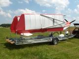 Ultraleicht Gyrocopter / Flugzeug Anhänger UL-Anhänger, leicht +