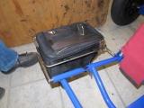 Taschen Halterung V2A Triostar inkl. Tasche, rechts