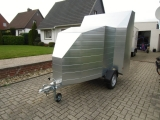 Trike trailer for Trikes and Paramotors