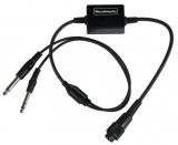 Microlight , Headset to GA Headset Jacks, MM016B