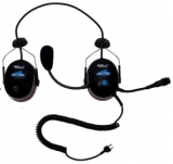 PM-100 Stereo Paramotor Headset, Helmet Mount, MP001A