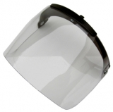 Replacement Clear Visor with Lock, MM022