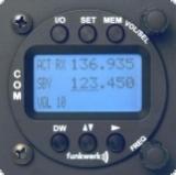 F.U.N.K.E. Funkwerk ATR833 LCD Funkgerät