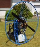 ParaZoom EasyUp Paramotor und Thermik-Einstiegshilfe