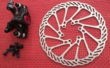 Scheibenbremse Set für Alu Felge / Rad