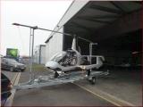 Ultraleicht Gyrocopter Anhänger für Rotorvox C2A