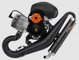 ParaZoom Power - EasyUp, Moster 185 Plus Paramotor