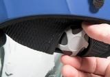 Luftsporthelm Hi-Tec Leichter Hartschalenhelm (zertifiziert nach EN 966 HPG), leichter stylischer Gleitschirm Helm