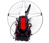 ParaZoom Power - EasyUp, Moster 185 Factory - R Paramotor