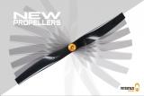 Helix Propeller für Moster185 mit 2.68, 2-Blatt,  1,25m + 1,3 m,  Edition 2021