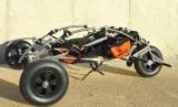 Diamond Evo, Ein und Doppelsitziges Motorschirm Trike OHNE Antrieb