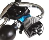 EOS 150 ICI FR, komplett Antrieb ,150 ccm 2-Takter